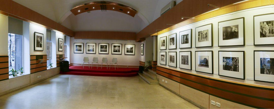 výstava v Budapešti